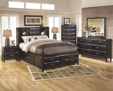 Picture of Kira 6-Piece Full Storage Bedroom Set