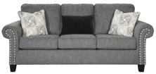 Picture of Agleno Charcoal Sofa