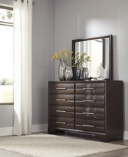 Picture of Andriel Dresser & Mirror