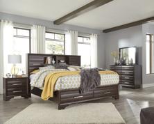 Picture of Andriel 6-Piece Queen Storage Bedroom Set
