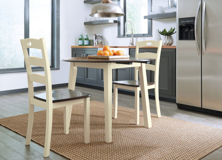 Picture of Woodanville 3 Piece Dining Set