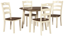 Picture of Woodanville 5 Piece Dining Set