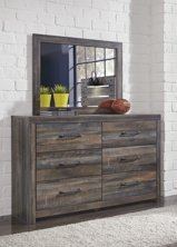Picture of Drystan Dresser & Mirror