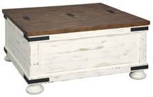 Picture of Wystfield Cocktail Table With Storage