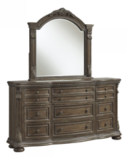 Picture of Charmond Dresser & Mirror