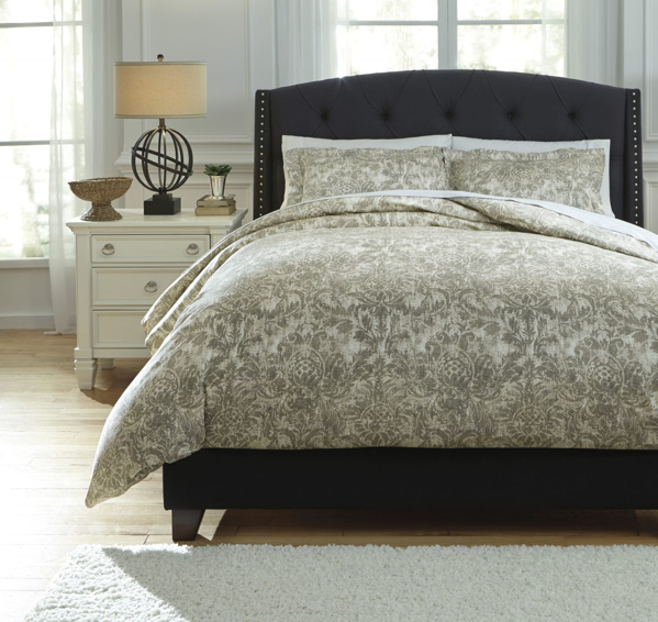 Picture of Kelby Queen Duvet Cover Set