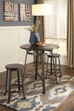 Picture of Challiman 3-Piece Dining Set