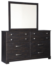 Picture of Reylow Dresser & Mirror