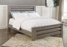 Picture of Zelen Queen Panel Bed