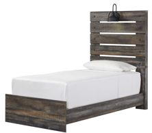 Picture of Drystan Twin Panel Bed