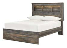 Picture of Drystan Youth Full Bookcase Bed