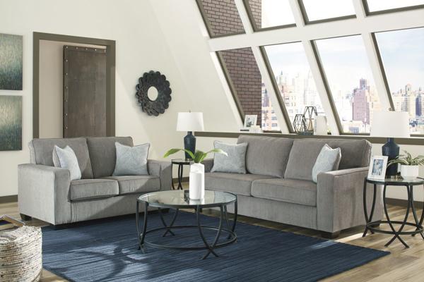 Altari Alloy 2-Piece Living Room Set