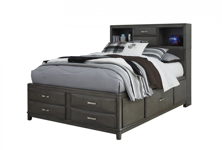 Picture of Caitbrook Youth Full Storage Bed