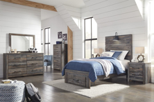 Picture of Drystan 6-Piece Twin Storage Bedroom Set