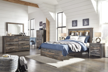 Picture of Drystan 6-Piece Youth Full Bookcase Bedroom Set