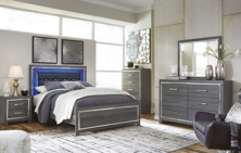 Picture of Lodanna 6-Piece Queen Panel Bedroom Set