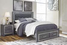 Picture of Lodanna Queen Storage Bed