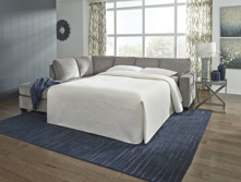 Picture of Altari Alloy 2-Piece Left Arm Facing Sleeper Sectional