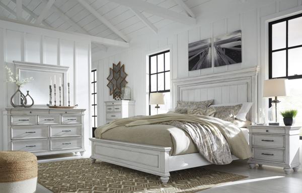 Picture of Kanwyn 6-Piece Queen Panel Bedroom Set