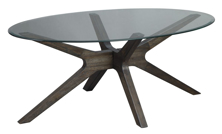 Picture of Zannory Oval Cocktail Table