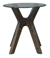 Picture of Zannory Round End Table