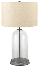 Picture of Manelin Glass Table Lamp