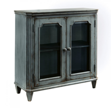 Picture of Mirimyn Gray Accent Cabinet