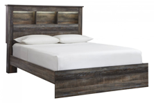 Picture of Drystan Queen Bookcase Bed