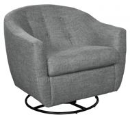 Picture of Mandon River Swivel Accent Chair