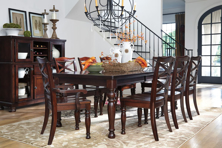 Picture of Porter 9-Piece Dining Room Set