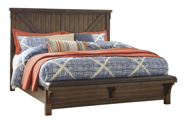 Picture of Lakeleigh King Upholstered Bed