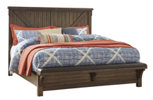 Picture of Lakeleigh Queen Upholstered Bed