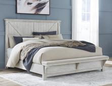 Picture of Brashland King Upholstered Bed