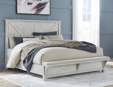 Picture of Brashland Queen Upholstered Bed