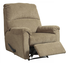Picture of Nerviano Mocha Zero Wall Recliner