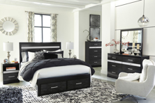 Picture of Starberry 6-Piece Queen Storage Bedroom Set