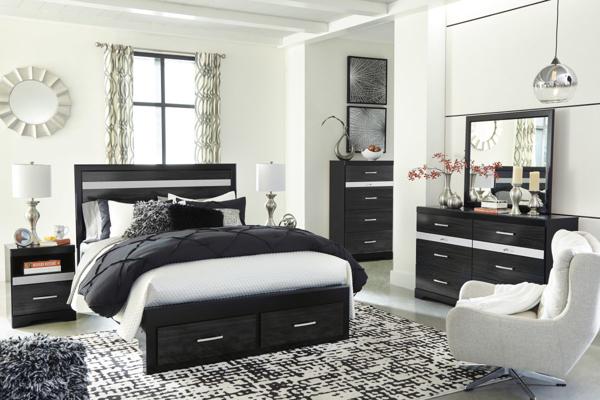 Picture of Starberry 6-Piece Queen Storage Bedroom Set