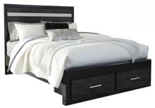 Picture of Starberry Queen Storage Bed
