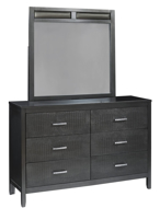 Picture of Delmar Dresser & Mirror