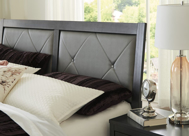 Picture of Delmar King Panel Bed