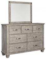 Picture of Naydell Dresser & Mirror