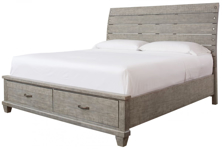 Picture of Naydell King Storage Bed
