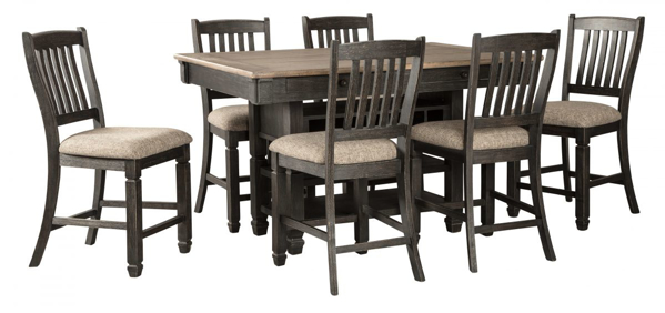Picture of Tyler Creek 6-Piece Counter Height Dining Set
