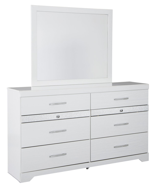 Picture of Jallory Dresser & Mirror