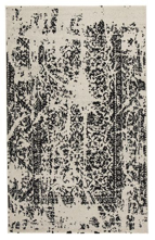 Picture of Jag Black/White 5x8 Rug