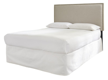 Picture of Chasebrook White Queen/Full Upholstered Headboard