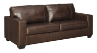 Picture of Morelos Leather Chocolate Sofa