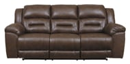Picture of Stoneland Chocolate Power Reclining Sofa