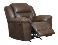 Picture of Stoneland Chocolate Rocker Recliner