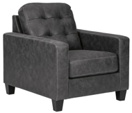 Picture of Venaldi Gunmetal Chair